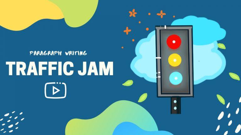 Essay on traffic jam